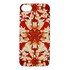 Digital Decorative Ornament Artwork Apple iPhone 5S Hardshell Case
