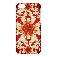 Digital Decorative Ornament Artwork Apple iPhone 5C Hardshell Case