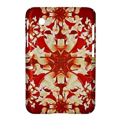 Digital Decorative Ornament Artwork Samsung Galaxy Tab 2 (7 ) P3100 Hardshell Case