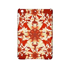Digital Decorative Ornament Artwork Apple iPad Mini 2 Hardshell Case
