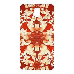 Digital Decorative Ornament Artwork Samsung Galaxy Note 3 N9005 Hardshell Back Case