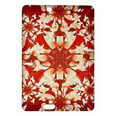 Digital Decorative Ornament Artwork Kindle Fire HD 7  (2nd Gen) Hardshell Case
