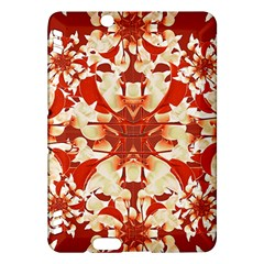 Digital Decorative Ornament Artwork Kindle Fire Hdx 7  Hardshell Case