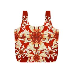 Digital Decorative Ornament Artwork Reusable Bag (s)