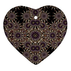 Luxury Ornament Refined Artwork Heart Ornament