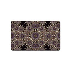 Luxury Ornament Refined Artwork Magnet (Name Card)
