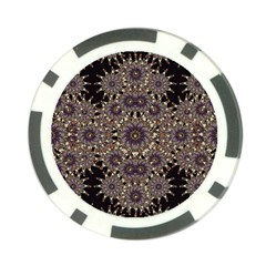 Luxury Ornament Refined Artwork Poker Chip
