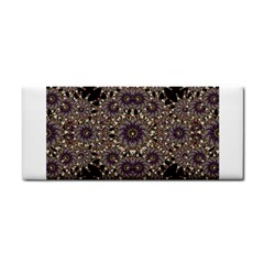 Luxury Ornament Refined Artwork Hand Towel
