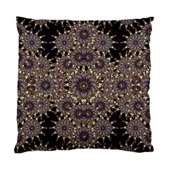Luxury Ornament Refined Artwork Cushion Case (single Sided)