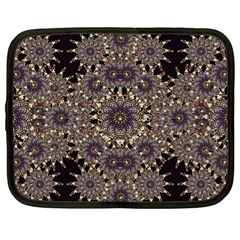 Luxury Ornament Refined Artwork Netbook Sleeve (XL)
