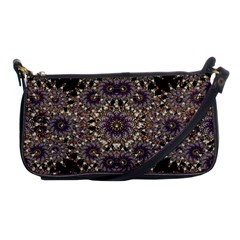 Luxury Ornament Refined Artwork Evening Bag