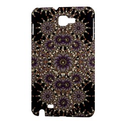 Luxury Ornament Refined Artwork Samsung Galaxy Note 1 Hardshell Case