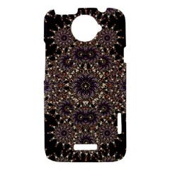 Luxury Ornament Refined Artwork HTC One X Hardshell Case