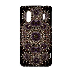 Luxury Ornament Refined Artwork HTC Evo Design 4G/ Hero S Hardshell Case