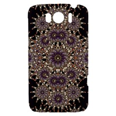Luxury Ornament Refined Artwork HTC Sensation XL Hardshell Case