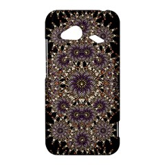 Luxury Ornament Refined Artwork HTC Droid Incredible 4G LTE Hardshell Case