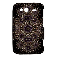 Luxury Ornament Refined Artwork HTC Wildfire S A510e Hardshell Case