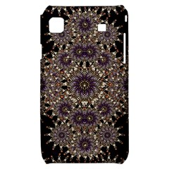 Luxury Ornament Refined Artwork Samsung Galaxy S i9000 Hardshell Case