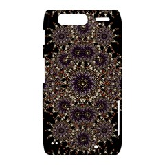 Luxury Ornament Refined Artwork Motorola Droid Razr XT912 Hardshell Case