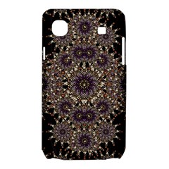 Luxury Ornament Refined Artwork Samsung Galaxy SL i9003 Hardshell Case