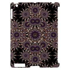 Luxury Ornament Refined Artwork Apple iPad 2 Hardshell Case (Compatible with Smart Cover)