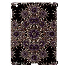 Luxury Ornament Refined Artwork Apple iPad 3/4 Hardshell Case (Compatible with Smart Cover)