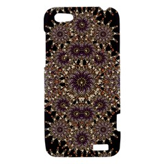 Luxury Ornament Refined Artwork HTC One V Hardshell Case