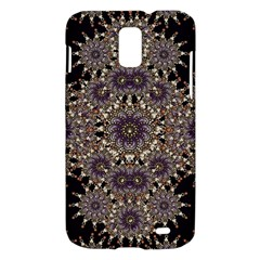 Luxury Ornament Refined Artwork Samsung Galaxy S II Skyrocket Hardshell Case