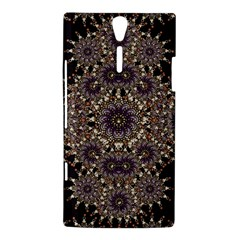 Luxury Ornament Refined Artwork Sony Xperia S Hardshell Case
