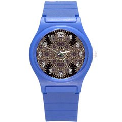 Luxury Ornament Refined Artwork Plastic Sport Watch (Small)