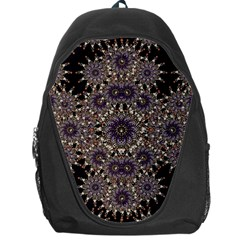 Luxury Ornament Refined Artwork Backpack Bag