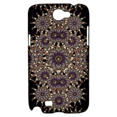 Luxury Ornament Refined Artwork Samsung Galaxy Note 2 Hardshell Case