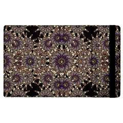 Luxury Ornament Refined Artwork Apple iPad 3/4 Flip Case