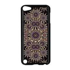 Luxury Ornament Refined Artwork Apple iPod Touch 5 Case (Black)