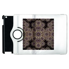 Luxury Ornament Refined Artwork Apple iPad 2 Flip 360 Case