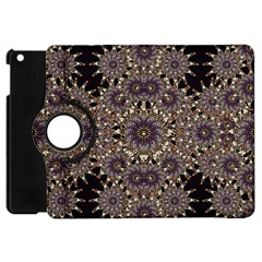 Luxury Ornament Refined Artwork Apple iPad Mini Flip 360 Case