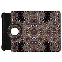 Luxury Ornament Refined Artwork Kindle Fire HD 7  (1st Gen) Flip 360 Case