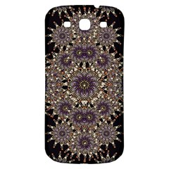 Luxury Ornament Refined Artwork Samsung Galaxy S3 S III Classic Hardshell Back Case