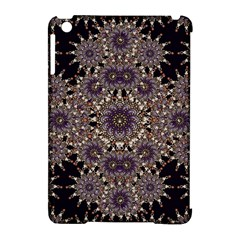 Luxury Ornament Refined Artwork Apple iPad Mini Hardshell Case (Compatible with Smart Cover)