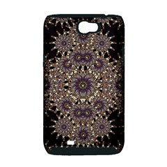Luxury Ornament Refined Artwork Samsung Galaxy Note 2 Hardshell Case (PC+Silicone)