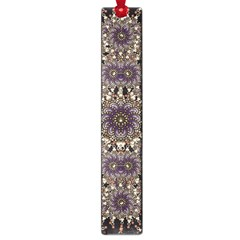 Luxury Ornament Refined Artwork Large Bookmark