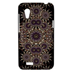 Luxury Ornament Refined Artwork HTC Desire VT (T328T) Hardshell Case