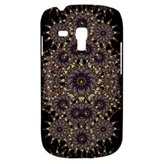Luxury Ornament Refined Artwork Samsung Galaxy S3 MINI I8190 Hardshell Case