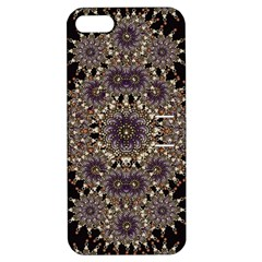 Luxury Ornament Refined Artwork Apple iPhone 5 Hardshell Case with Stand