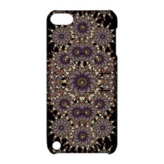 Luxury Ornament Refined Artwork Apple Ipod Touch 5 Hardshell Case With Stand