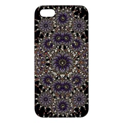 Luxury Ornament Refined Artwork Apple iPhone 5 Premium Hardshell Case
