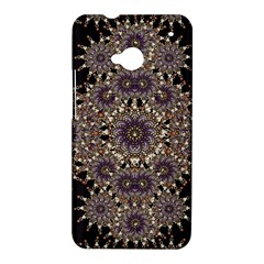 Luxury Ornament Refined Artwork HTC One Hardshell Case