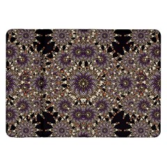 Luxury Ornament Refined Artwork Samsung Galaxy Tab 8 9  P7300 Flip Case