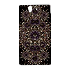 Luxury Ornament Refined Artwork Sony Xperia Z (L36H) Hardshell Case