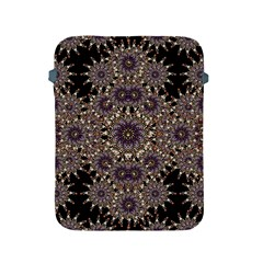 Luxury Ornament Refined Artwork Apple Ipad Protective Sleeve